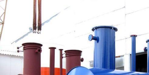 Какие типы металлических емкостей используются в промышленности?