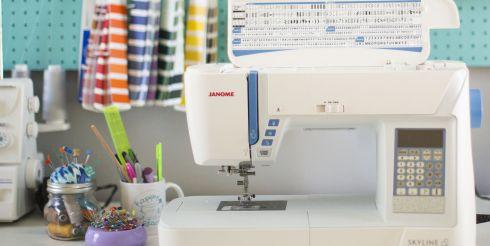 Покупка швейной машинки – они снова востребованы