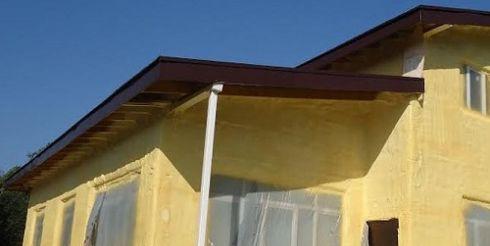 Пенополиуретан (ППУ) – оптимальный утеплитель для каркасных домов