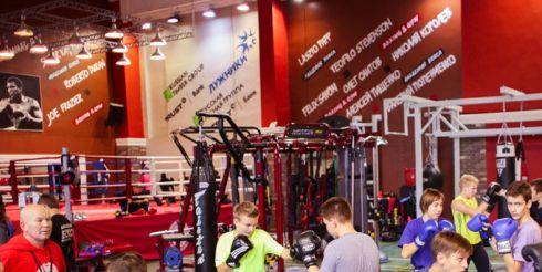 «Академия бокса» — лучшее место для активной жизни!