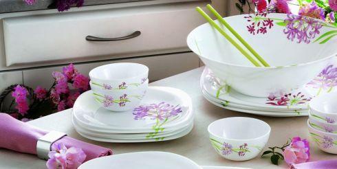 Посуда Luminarc — особенности французского бренда